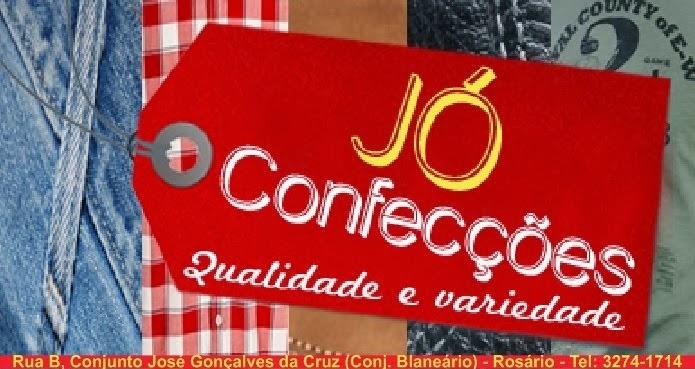 JÓ CONFECÇÕES - ROSÁRIO