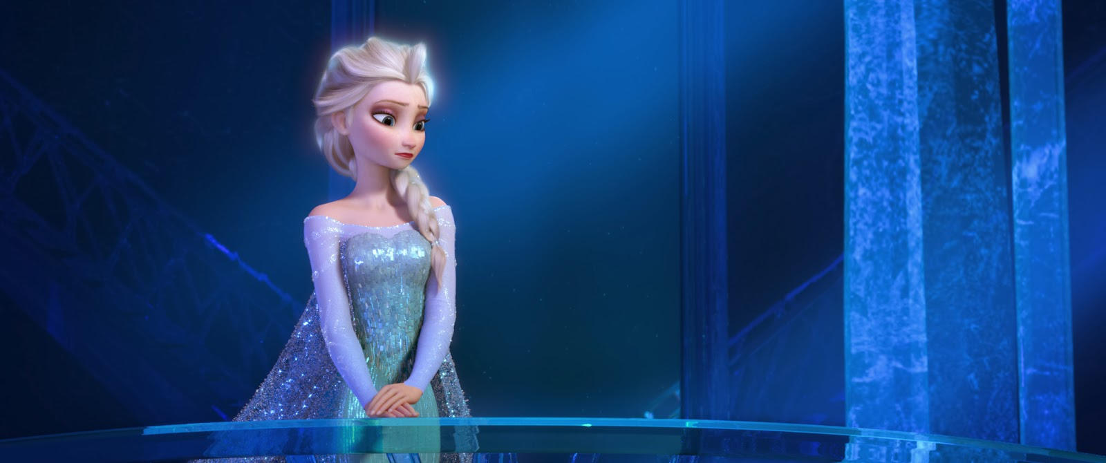 Frozen Disney movie animatedfilmreviews.filminspector.com