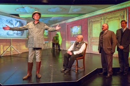 Theatre 39 s leiter side 33 review of donogoo june 21 2014 for Broadly farcical