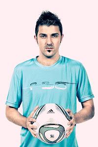 David Villa Sánchez, ♥♥♥♥♥(y todos los corazones del mundo)