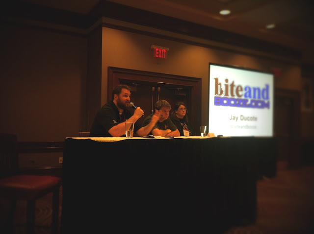Jay Ducote at #beerbloggers in Indy