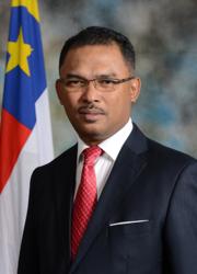 Ketua Menteri Melaka (Chief Minister of Melaka)