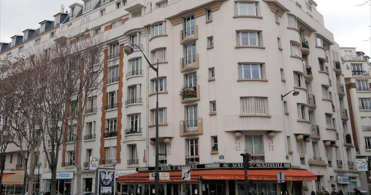 l 39 architecture parisienne des ann es 1920 1940 l 39 art d co et le mouvement moderne le 5e. Black Bedroom Furniture Sets. Home Design Ideas