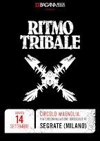 Ritmo Tribale - Milano 14.09.2017