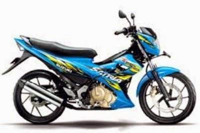 Spesifikasi harga kelebihan kelemahan motor suzuki satria fu f150, hiu bekas baru kredit murah