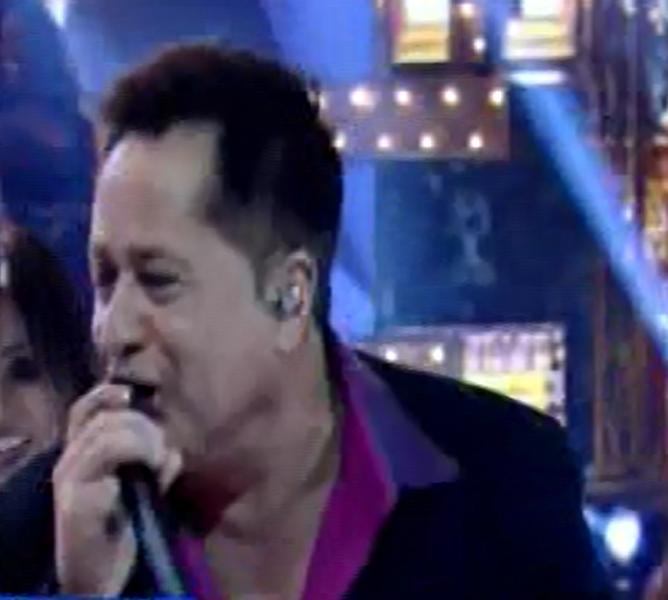 CABARE  Leonardo Eduardo  Costa no programa  Legendários Record TV11 02 2017
