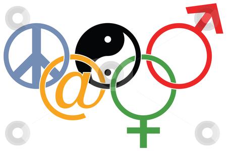 Olympic Symbol Olympics