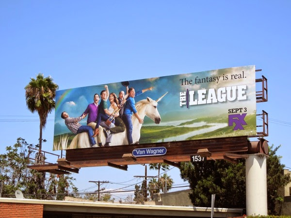 The League season 6 billboard