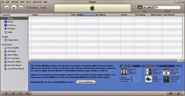 iTunes 11.2.2 (32-bit)