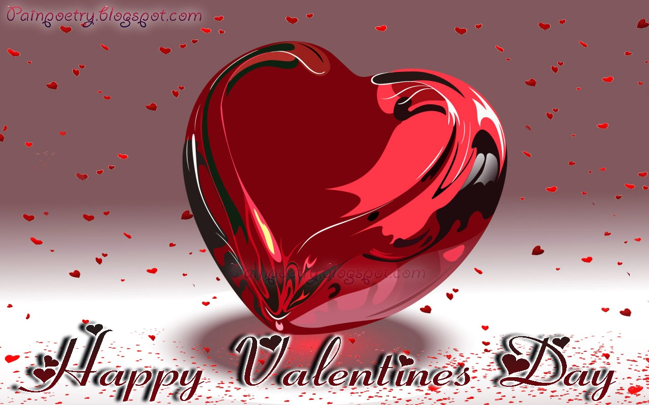 Happy-Valentines-Day-Special-Heart-Image-HD-Wide
