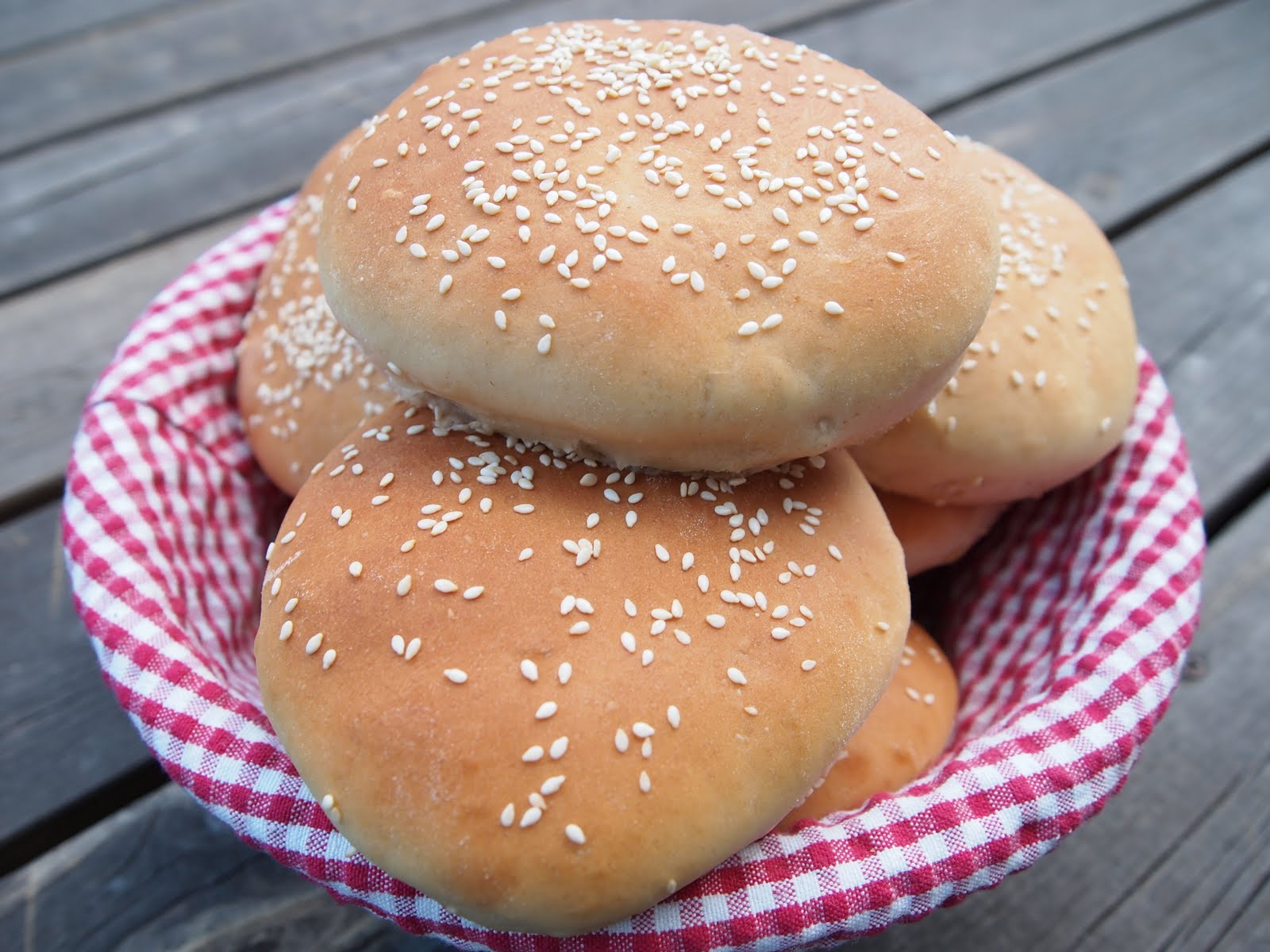 hamburgerbröd utan mjölk