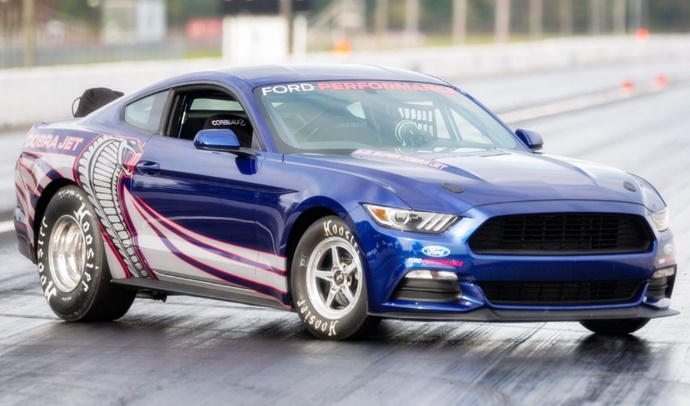 2016 Mustang Cobra Jet Specs 0 60 Ford Car Review