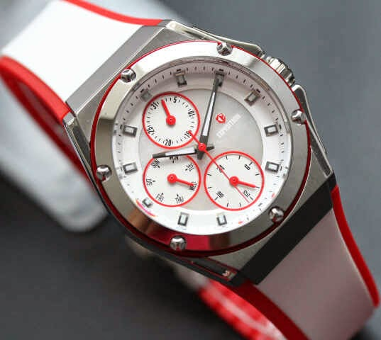 Expedition E6391 Ladies merah