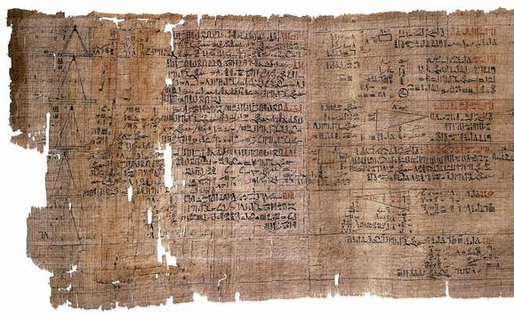 How to write on papyrus
