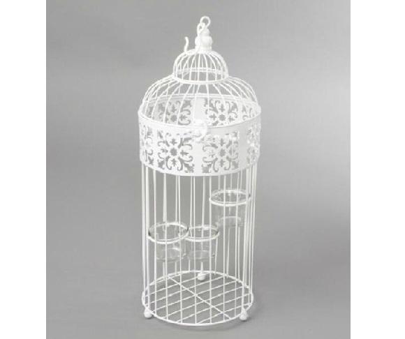 Jaulas Decoracion Ikea ~ manualidades creativas Vintage Jaulas decorativas y farolillos para