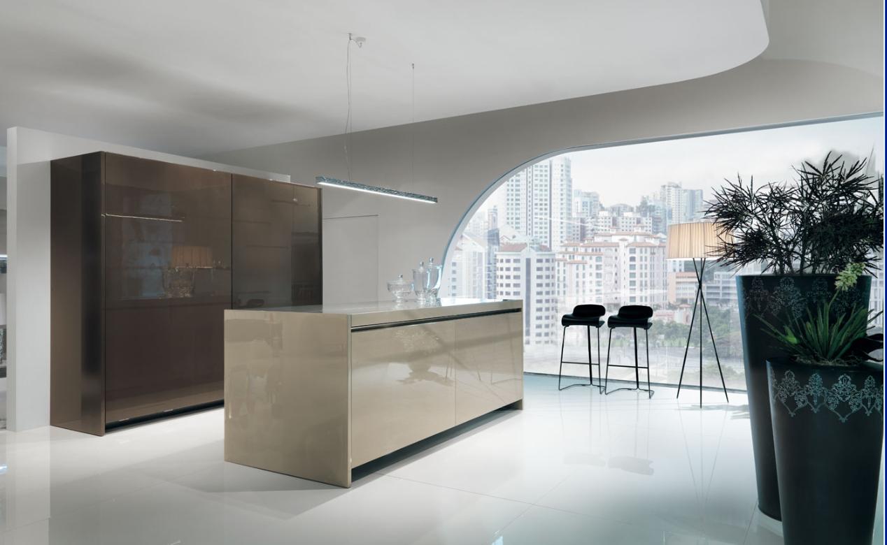 Awesome Linea Quattro Cucine Gallery - Ideas & Design 2017 ...