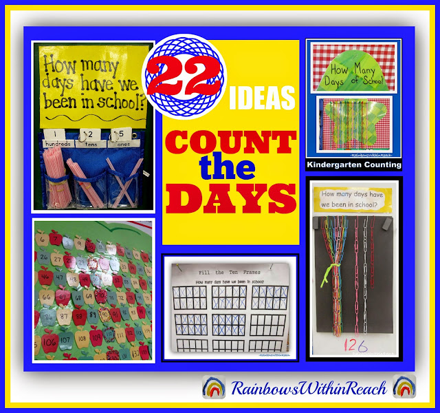 Count the Days: 22 Methods RoundUP at RainbowsWithinReach