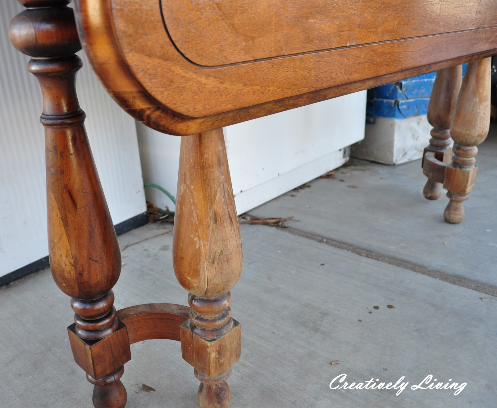 how to refinish a table in 1 hour quick refinishing class 1 - How To Refinish Wood Table