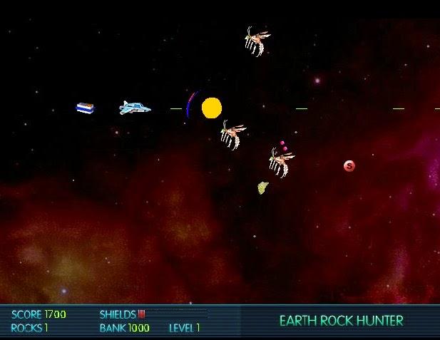 Uzay Mekiği Mavi şimşek oyunu oyna
