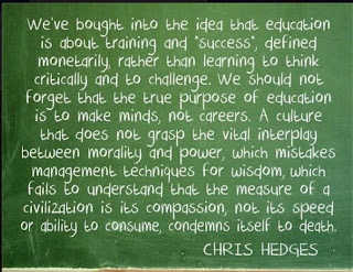 Education And Purposes