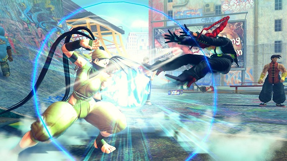 Ultra Street Fighter IV PC Screenshot 2 Ultra Street Fighter IV RELOADED