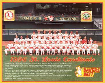 1996 Cardinals