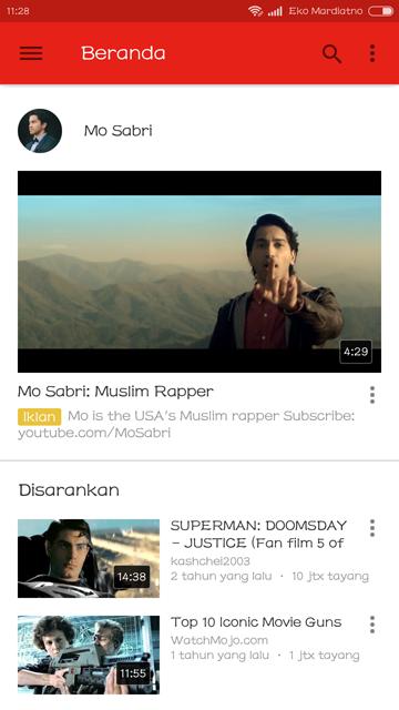 Cara Nonton Youtube Secara Offline di Android