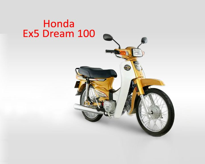 To All Motor Dealer Honda Ex5 Dream 100 2011