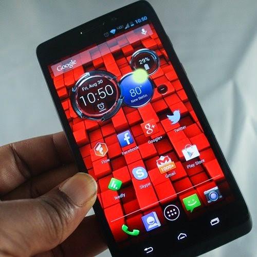 Moto Maxx da Motorola aguenta 2 dias sem recarga de bateria