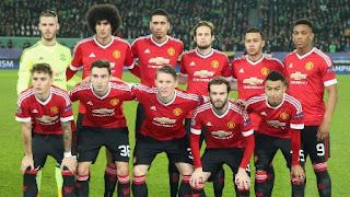 Manchester United di Liga Europa