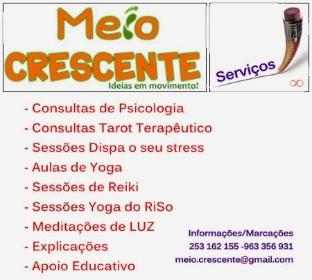 Serviços MEIO CRESCENTE