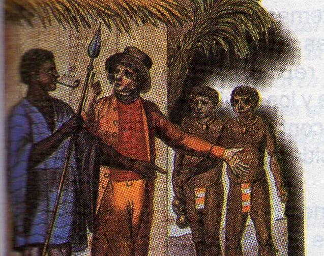 Abuso del esclavo - 1 part 4