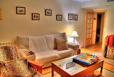 Desain Ruang Tamu | Sumber gambar : Freshome.com
