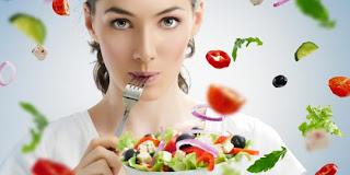 6 Manfaat Jadi Vegetarian