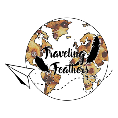 Traveling Feathers