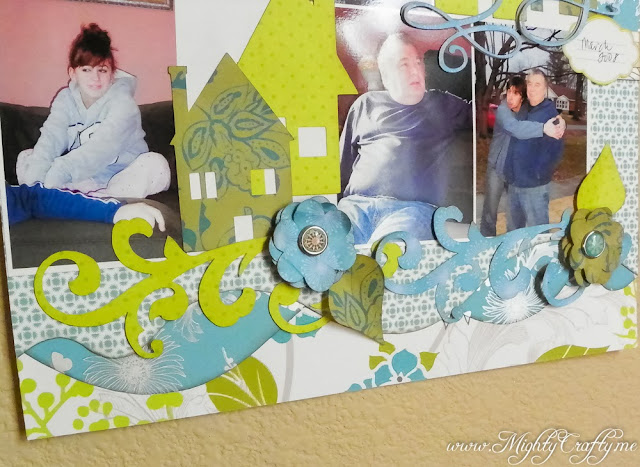 Family-Theme Layouts -- www.MightyCrafty.me