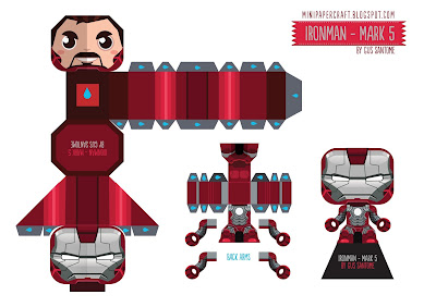 construire armure iron man mark v 5 IronMan 2
