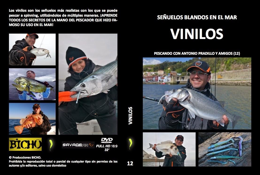 DVD VINILOS EN EL MAR