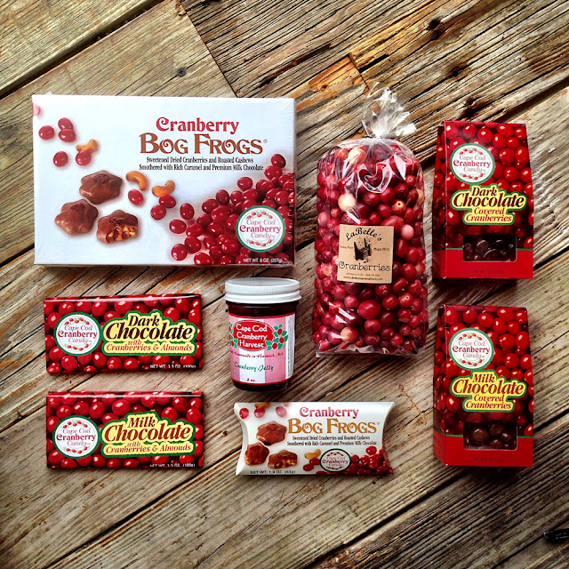 Cape Cod Cranberry Harvest Gift Set | Delicious Cape Cod Provisions | LaBelle's General Store