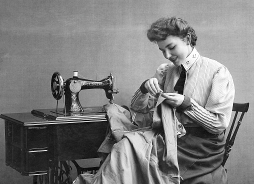 sewing exhibition london
