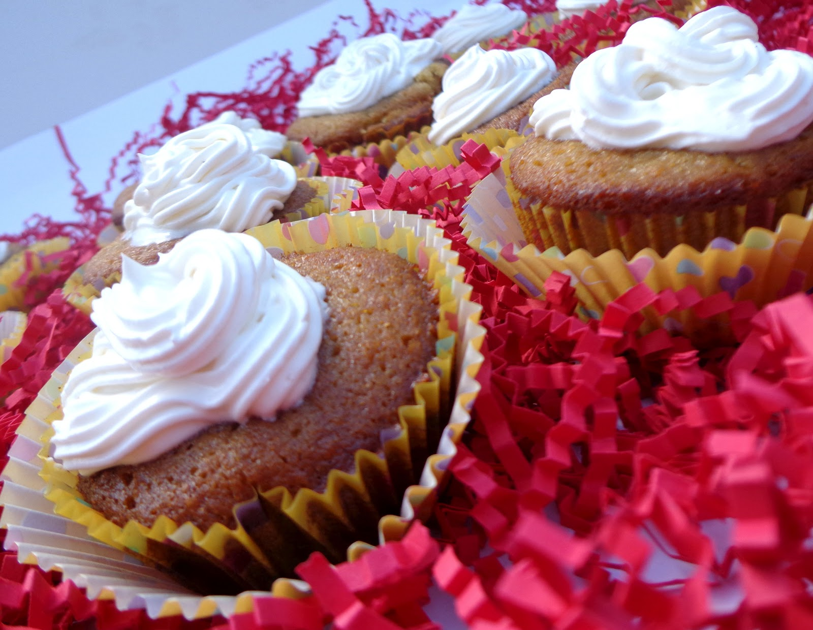 ... recipe for Almond Amaretto Cupcakes with Amaretto Cool Whip Frosting