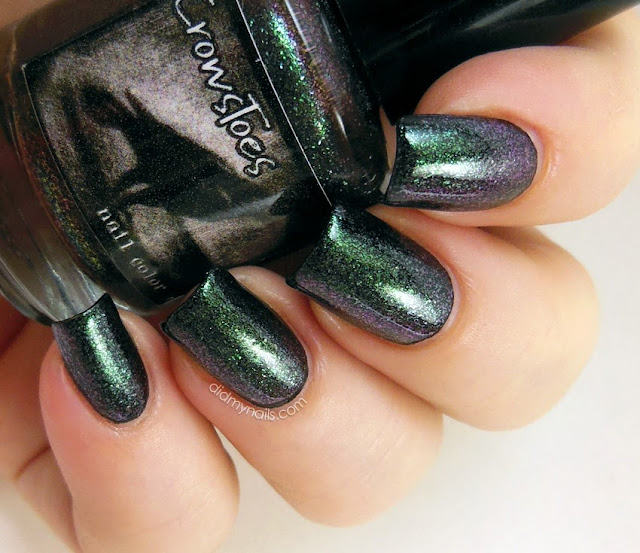 CrowsToes Season of the Witch swatch