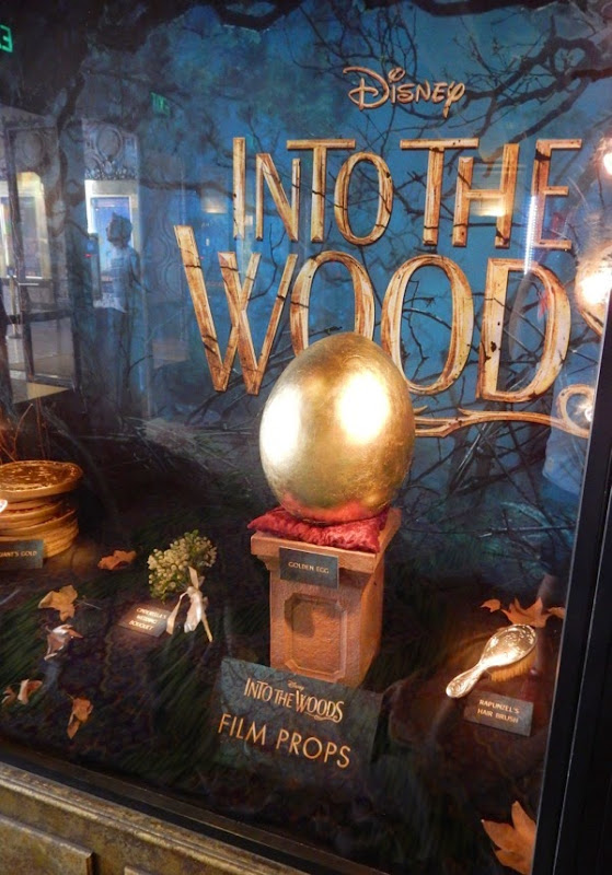Original Into the Woods film props