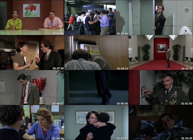 Bean (1997) BluRay 720p 600MB