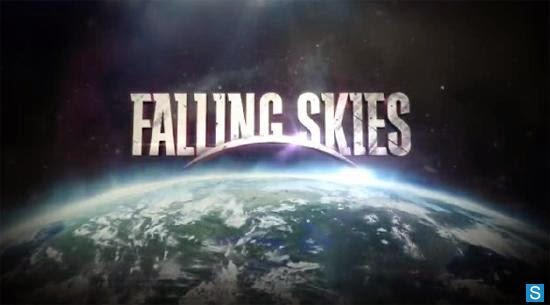 Falling Skies - Comic-Con Press Room - SpoilerTV Interviews