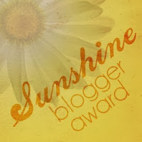 sunshine Award 2