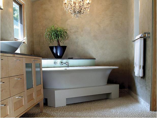 Design Bathroom Tile Must Have An Aesthetic Purpose  Modern House ...