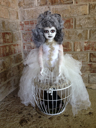 Ghost Doll by Nina Owens