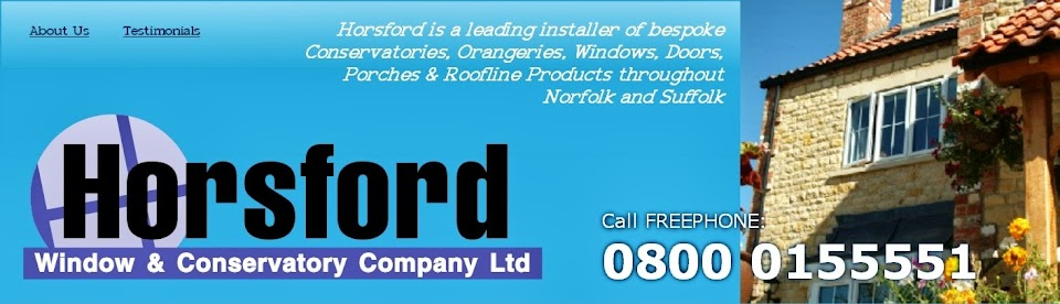 Horsford Window & Conservatory Company Ltd