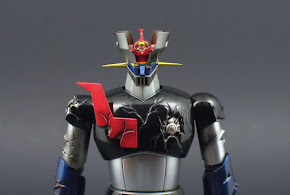 GX70D MAZINGER Z DAMAGED VER